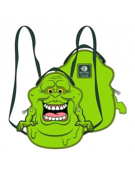 Ghostbusters by Loungefly Backpack Slimer