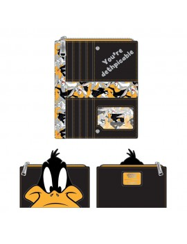 Looney Tunes by Loungefly Wallet Duffy Duck Cosplay