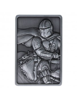 Star Wars: The Mandalorian Iconic Scene Collection Ingot Precious Cargo Limited Edition