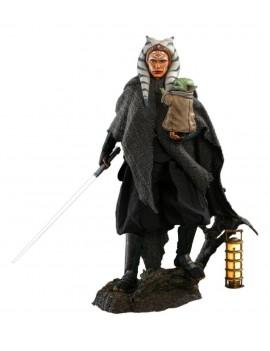 Star Wars The Mandalorian Action Figure 2-Pack 1/6 Ahsoka Tano & Grogu 29 cm