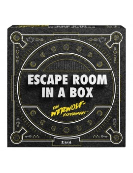 Escape Room in a Box Boardgame Das Werwolf-Experiment *German Version*