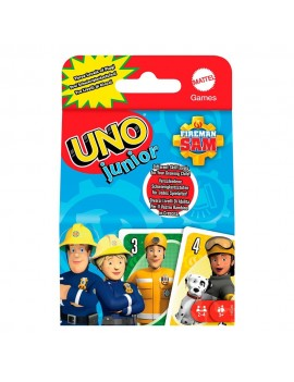 Fireman Sam Card Game UNO Junior