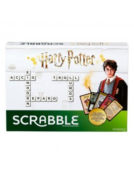 Harry Potter Boardgame Scrabble *German Version*