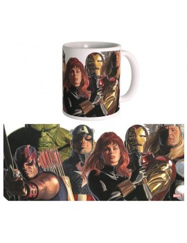 Marvel Mug The Avengers by Alex Ross