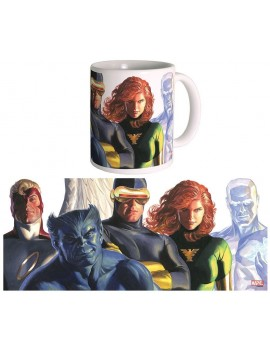 Marvel Mug The X-Men 01 by Alex Ross