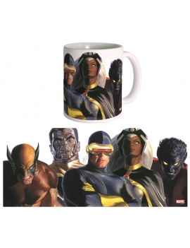 Marvel Mug The X-Men 02 by Alex Ross