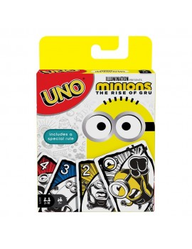 Minions 2 Card Game UNO