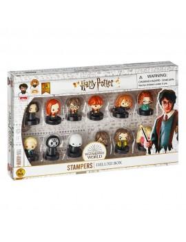 Harry Potter Stamps 12-Pack Wizarding World Set B 4 cm