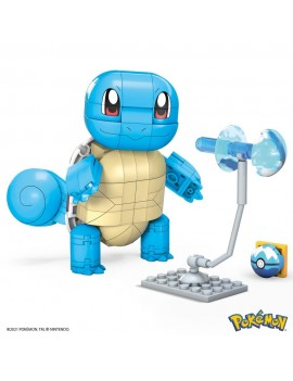 Pokémon Mega Construx Wonder Builders Construction Set Squirtle 10 cm