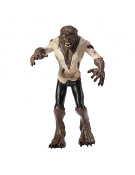 Universal Monsters Bendyfigs Bendable Figure Wolfman 14 cm
