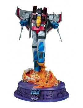 Transformers Museum Scale Statue Starscream - G1 67 cm