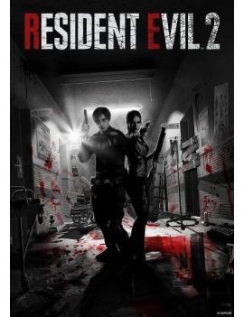 Resident Evil Art Print Limited Edition 42 x 30 cm