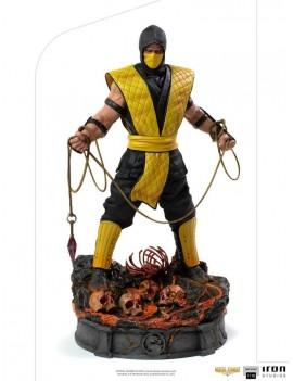 Mortal Kombat Art Scale Statue 1/10 Scorpion 22 cm