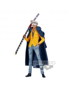 One Piece DXF Grandline Men PVC Statue Trafalgar Law (Wano Kuni) 17 cm