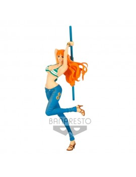 One Piece Lady Fight!! PVC Statue Nami 20 cm