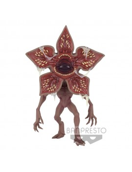 Stranger Things Q Posket Extra Mini Figure Demogorgon 18 cm