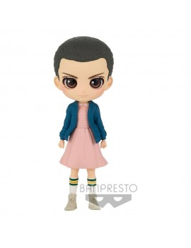 Stranger Things Q Posket Mini Figure Eleven Vol. 1 13 cm