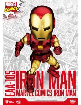 Marvel Egg Attack Action Figure Iron Man Classic Version 16 cm