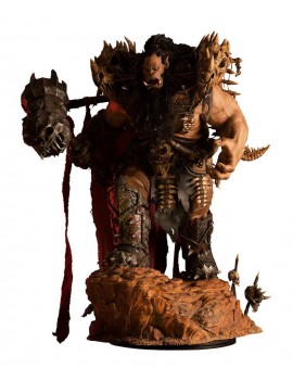 Warcraft Epic Series Premium Statue Blackhand 73 cm