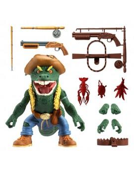 Teenage Mutant Ninja Turtles Ultimates Action Figure Leatherhead 18 cm