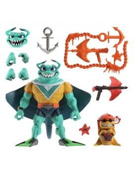 Teenage Mutant Ninja Turtles Ultimates Action Figure Ray Fillet 18 cm