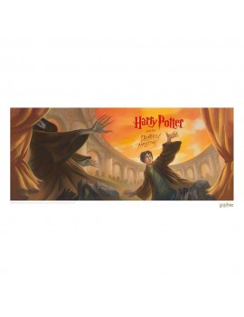 Harry Potter Art Print Deathly Hallows Book Cover Artwork Limited Edition 42 x 30 cm
