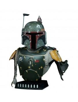 Star Wars Life-Size Bust Boba Fett 77 cm
