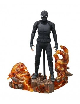 Spider-Man: Far From Home MM Action Figure 1/6 Spider-Man (Stealth Suit) Deluxe Version 29 cm