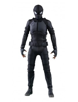 Spider-Man: Far From Home Movie Masterpiece Action Figure 1/6 Spider-Man (Stealth Suit) 29 cm
