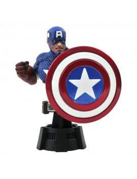 Marvel Comics Bust Captain America 15 cm