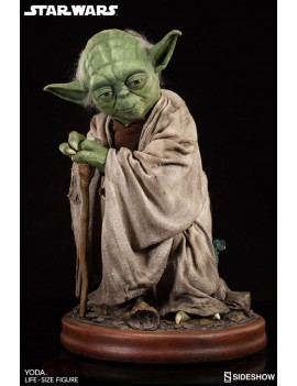 Star Wars Life-Size Statue Yoda 81 cm