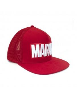 Marvel Comics Curved Bill Cap Logo