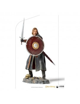 Lord Of The Rings BDS Art Scale Statue 1/10 Boromir 23 cm