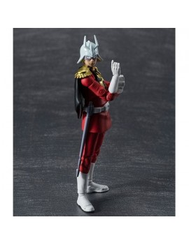 Mobile Suit Gundam G.M.G. Action Figure Principality of Zeon Army Soldier 06 Char Aznable 10 cm