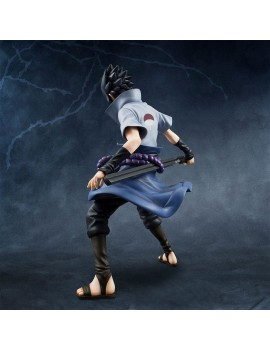 Naruto Shippuden G.E.M. Series PVC Statue 1/8 Sasuke Uchiha 24 cm