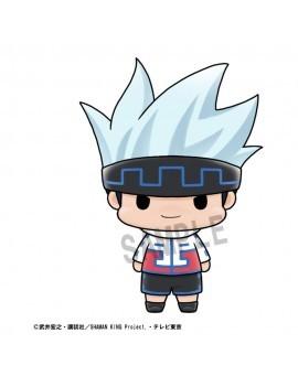 Shaman King Chokorin Mascot Series Trading Figure 5 cm Assortment (6)