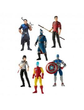 Shang-Chi Marvel Legends Series Action Figures 15 cm 2021 Wave 1 Assortment (8)