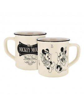 Mickey & Minnie Mug Happy Time