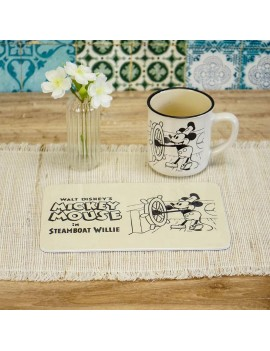 Mickey Mouse Cutting Board Steamboat Willie