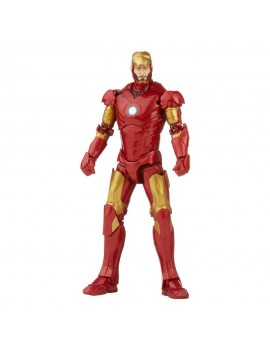 The Infinity Saga Marvel Legends Series Action Figure 2021 Iron Man Mark III (Iron Man) 15 cm