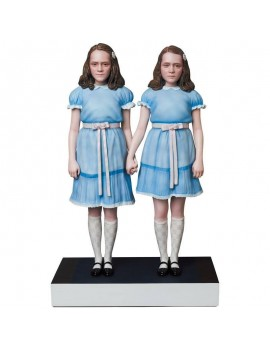 Shining PVC Statue The Grady Twins 35 cm