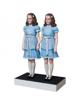 Shining PVC Statue The Grady Twins 35 cm