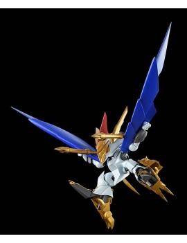 Mashin Hero Wataru Plastic Model Kit PLAMAX MS-13 Metal Jacket Kuoumaru 8 cm