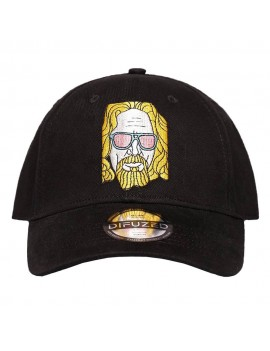 Big Lebowski Curved Bill Cap The Dude