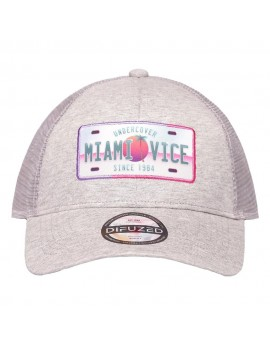 Miami Vice Curved Bill Cap Undercover