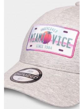 Miami Vice Curved Bill Cap Undercover
