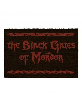 Lord of the Rings Doormat The Black Gates of Mordor 60 x 40 cm