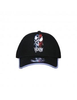 Venom Curved Bill Cap Dual Color