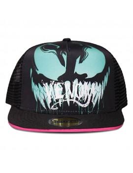 Venom Trucker Cap Logo
