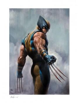 X-Men Art Print Wolverine 46 x 61 cm - unframed
